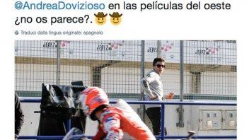 MotoGP: At Jerez Marquez 'keeps an eye on' Dovizioso