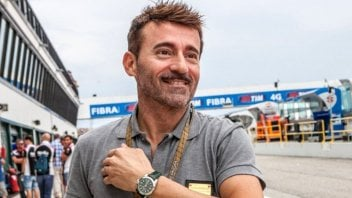 MotoGP: Biaggi: the title was Rossi's without the Le Mans crash