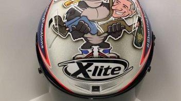 MotoGP: Petrucci becomes a gorilla and...Taaac celebrates Vergani