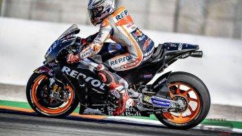 """MotoGP: Marquez promuove il nuovo motore Honda: """"Meglio del 2017"""""""