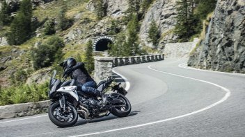 Moto - News: EICMA 2017 – Yamaha Tracer 900 m.y. 2018: migliora sotto ogni punto di vista
