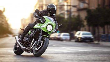 Moto - News: EICMA 2017, Kawasaki Z 900RS CAFE: pura passione