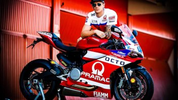 News: Play and win a Ducati Panigale Redding replica