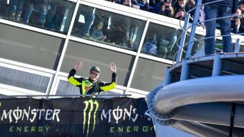 """MotoGP: Rossi: """"The MotoGP without me? Like the world cup without Italy"""""""