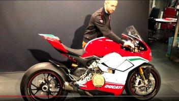 Moto - News: Ducati Panigale V4 Speciale: Akra... sound!