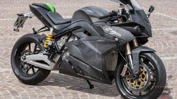 Moto - News: Energica al Consumer Electronics Show con la Moto-e