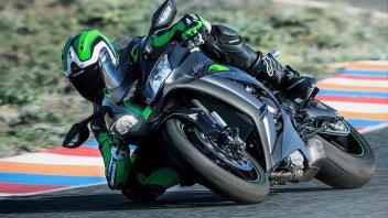 Moto - News: Kawasaki Ninja ZX-10R SE: l'unione fa... il KECS