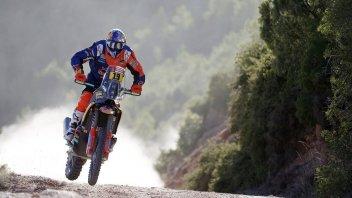 Dakar: A sorpresa sbuca la KTM di Antoine Meo