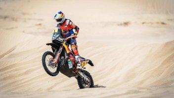 Dakar: Sunderland riprende il comando, sprofonda la Honda di Barreda