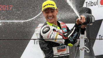 Moto2: Dominique Aegerter e Kiefer Racing insieme nel 2018