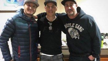 MotoGP: Miller e Schrotter a scuola di... Supercross