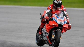 MotoGP: Lorenzo, crash and record with Ducati at Sepang
