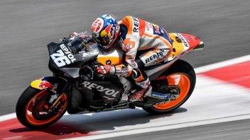 MotoGP: Pedrosa: Old or new engine? Honda will decide