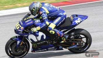 MotoGP: Rossi: questa M1 mi piace... ma non firmo stanotte