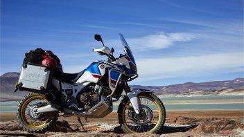 Moto - News: Motor Bike Expo di Verona con tutte le novità Honda