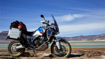 News Prodotto: Motor Bike Expo di Verona con tutte le novità Honda