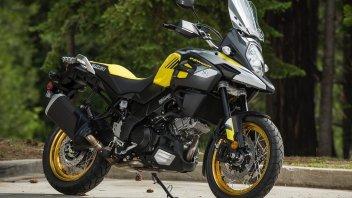 News Prodotto: Suzuki: due nuovi allestimenti per la V-Strom 1000