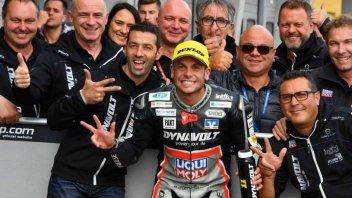 SBK: Cortese in pista a Jerez con la Yamaha del team Kallio