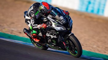 SBK: Jerez tests: Sykes is a missile! Canepa-Camier, what a surprise!