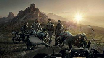 News Prodotto: Al via il Connected Season BMW Motorrad 2018