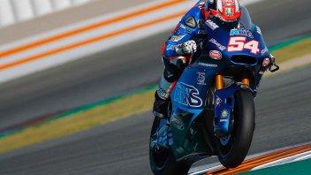 Moto2: Valencia test: Italy on top, Pasini ahead of Baldassarri