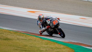 Moto3: Valencia test: day lost due to bad weather