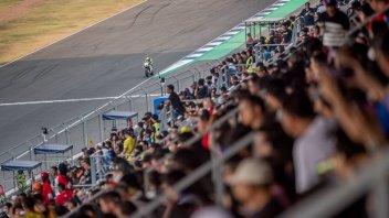 MotoGP: Buriram: debutto col botto, 40 mila spettatori per i test