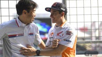 MotoGP: Marquez: il miglior regalo di compleanno? un setup