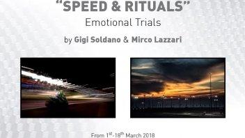 MotoGP: 'Speed & Rituals' di Gigi Soldano e Mirko Lazzari a Losail