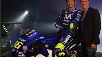 MotoGP: Tebaldi: VR46 in MotoGP? It's already there, with Valentino