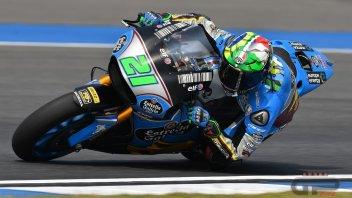 MotoGP: Morbidelli: I finally crashed... pushing hard