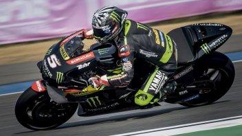 MotoGP: Per Zarco vecchio telaio e nuova carena: ho tutto per il podio