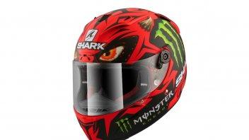 Moto - News: Shark Race-R Pro Replica Lorenzo Austrian GP Mat, in edizione limitata