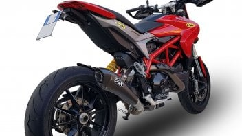 Moto - News: Exan per Ducati Hypermotard 939: tre differenti scarichi