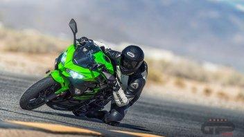 Moto - News: Sali in sella alla Kawasaki Ninja 400 e debutta nel mondiale!