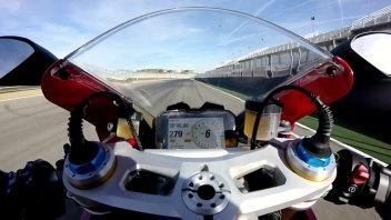 Moto - Test: I segreti per guidare al limite la Ducati Panigale V4