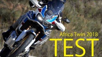 Moto - Test: VIDEO TEST Honda Africa Twin & 'Adventure Sports' 2018