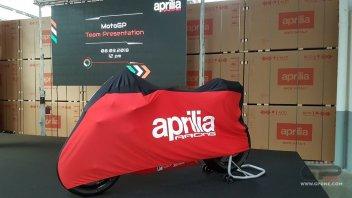 MotoGP: VIDEO. Aprilia Racing Team presentation