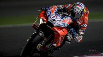 MotoGP: Dovizioso: sarò in lotta per il titolo fin dall'inizio