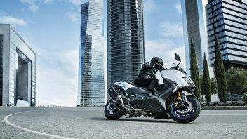 Moto - News: Yamaha T-MAX SX Sport Edition 2018: ancora più sportivo