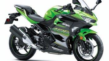 Moto - News: Kawasaki Ninja 400: piccoli samurai crescono