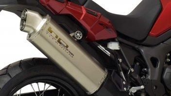 Moto - News: HP Corse 4Track: il terminale per le enduro stradali