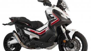 Moto - News: HP Corse: Evoxtreme per Honda X-Adv, lo scarico giusto