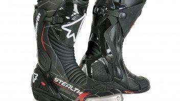 Moto - News: Stylmartin: Stealth EVO, lo stivale racing