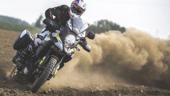 Moto - News: Suzuki ti insegna il fuoristrada con la V-Strom Academy