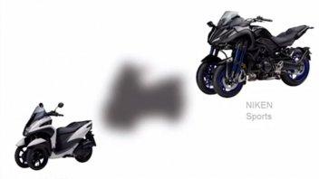 Moto - News: Yamaha ci ha preso gusto: arrivano altre tre... ruote