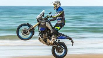Moto - News: Yamaha a tutto gas con la Ténéré 700: arriva a fine anno