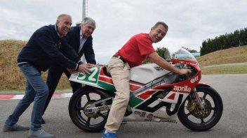 News: Beggio ed Aprilia, 20 anni di successi