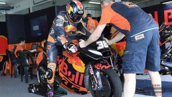MotoGP: KTM contro le ali: stop allo sviluppo o togliamole