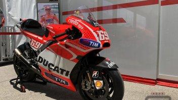 MotoGP: Ad Austin Ducati rende omaggio ad Hayden